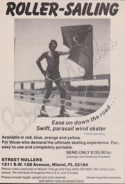 roller skating magazine october 1979 vintage everyday