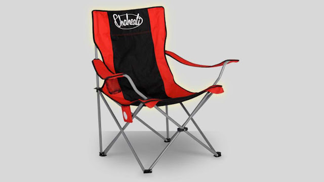 camping chair for winter camping