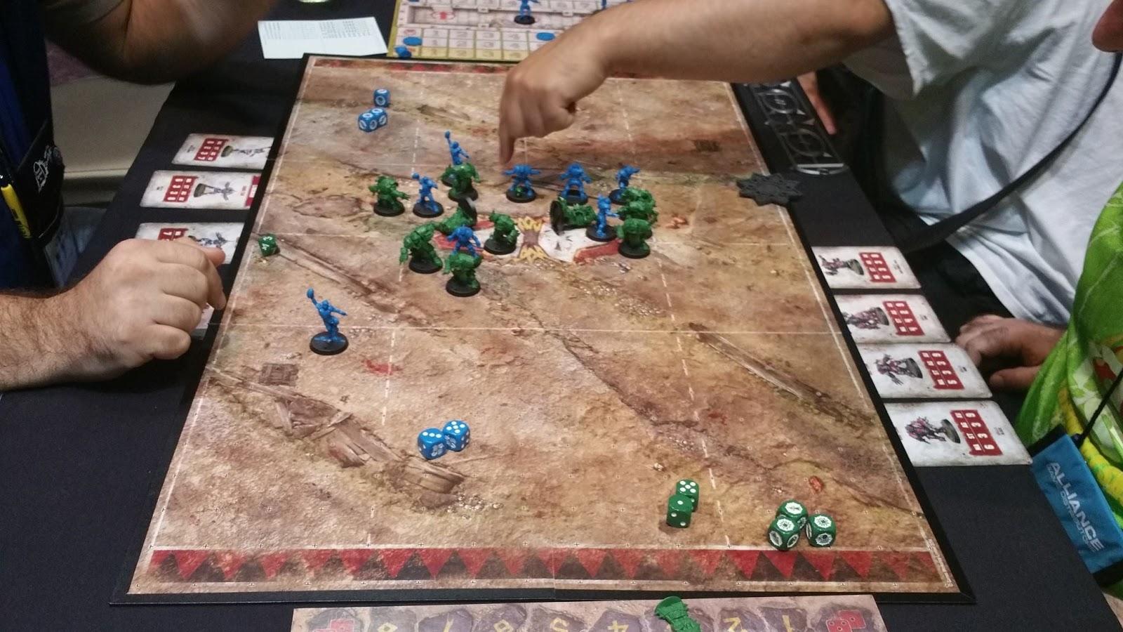 Miniwars as luce la caja del nuevo blood bowl - Blood bowl gioco da tavolo recensione ...