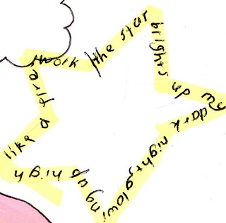 Miyuki murakami 39 s english poetry blog shape poem for Firework shape poems template