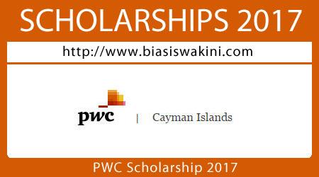 PwC Scholarship 2017