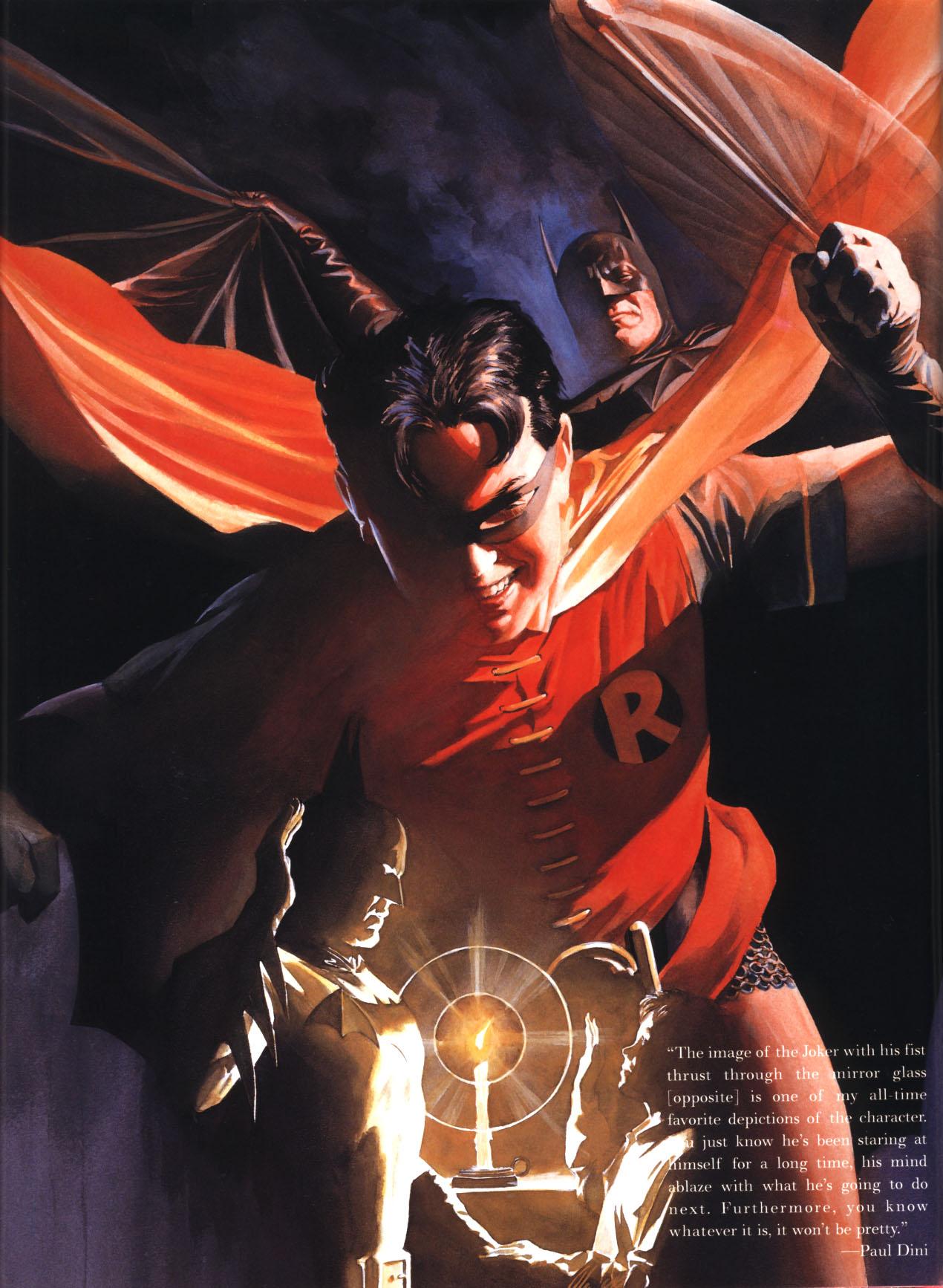 Mythology: The DC Comics Art of Alex Ross TPB_(Part_2) Page 1