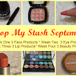 Shop My Stash September