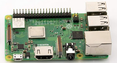 Raspberry PI 3 Model B+ Motherboard,Motherboard,amazon,Raspberry