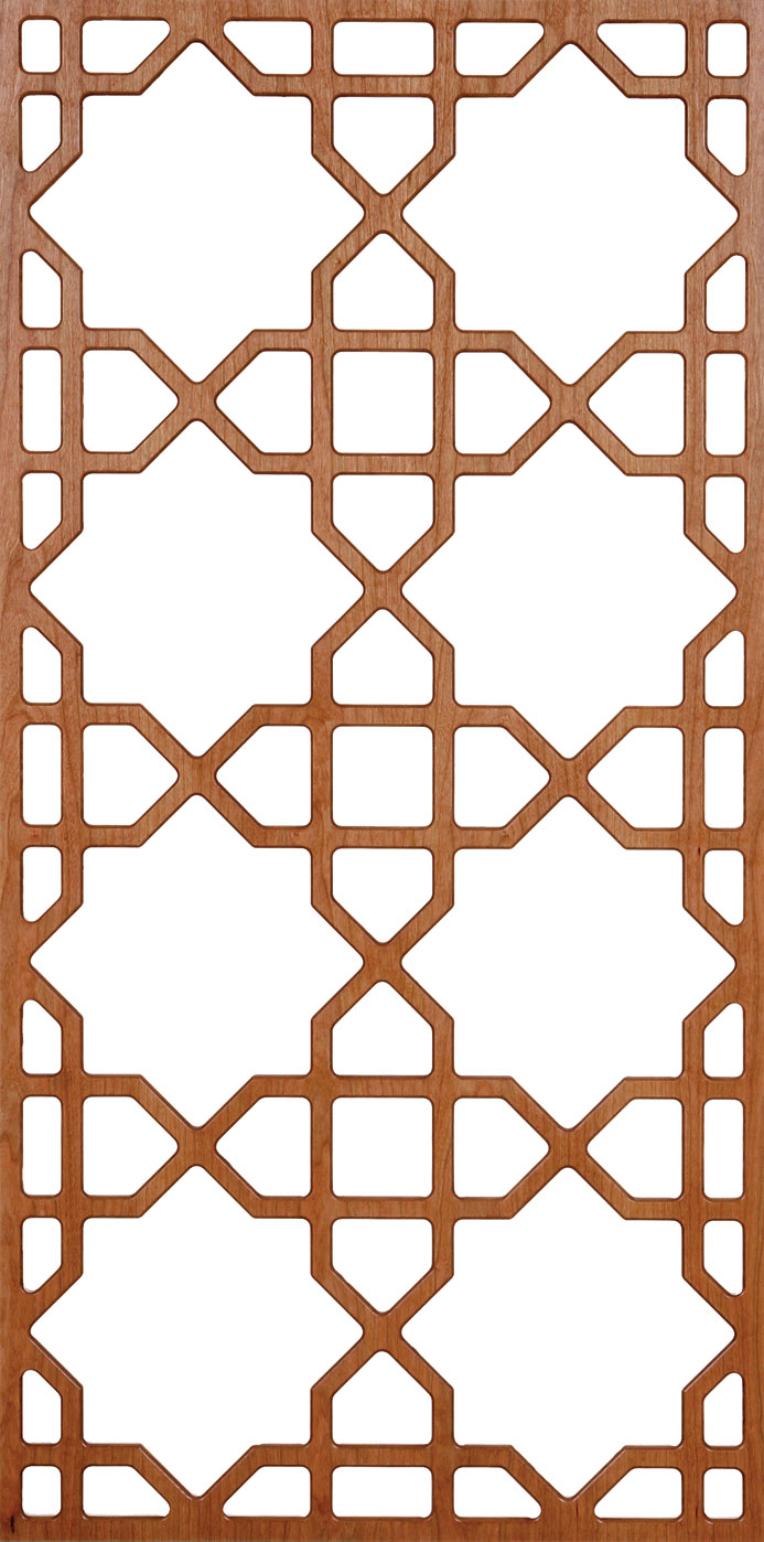 moroccan shapes templates - happy habitat march 2011