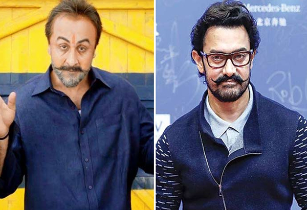 Ranbir Kapoor's Sanju Sets THIS Massive Target For Aamir Khan's Thugs Of Hindostan!