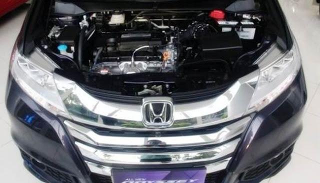 2017 Honda Odyssey Redesign