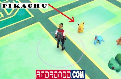 Rahasia Mendapatkan Karakter Pikachu Di Pokemon Go