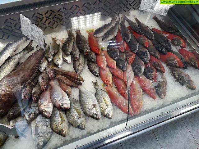 La Agencia Insular del Mar presenta una guía para fomentar el consumo de productos pesqueros de La Palma