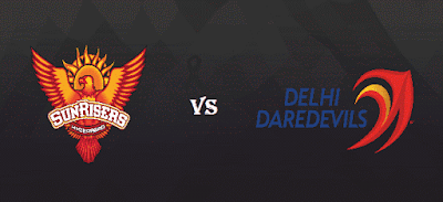 SRH vs DD IPL 2017 Match 21