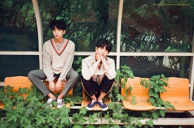 yaitu grup duo asal Korea Selatan yang dibuat oleh  Profil, Biodata, Fakta Longguo & Shihyun