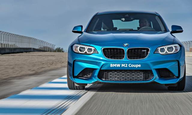 2016 BMW M2 Coupe Review Exterior-1