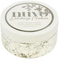 Silver Bullion | Nuvo Gilding Flakes