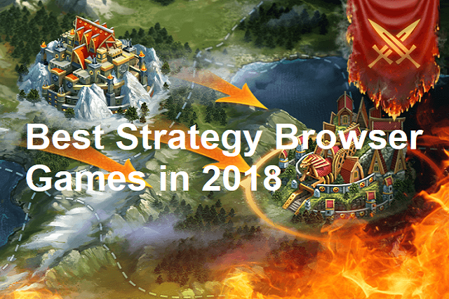 Top Strategy Browser Games in 2018