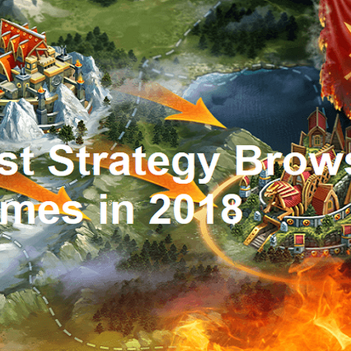 Best Strategy Browser Games in 2018 - MarifaPC