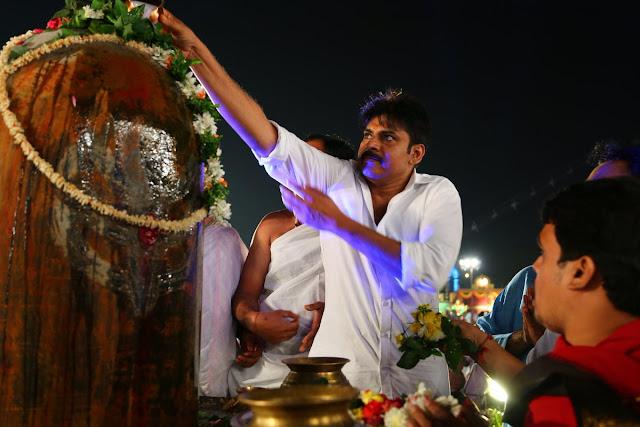 Pawan Kalyan at koti deepotsavam 2016
