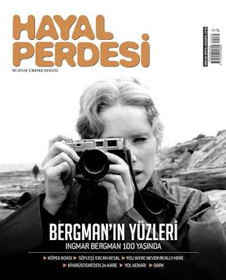 Hayal Perdesi 64. Sayı - Persona / Liv Ullmann