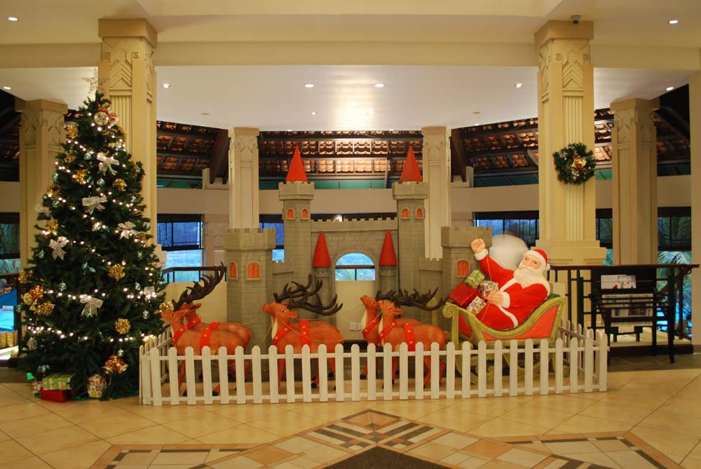 SANGGAR ADITYA Dekorasi Natal
