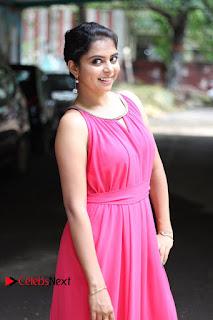 Actress Gayatri Rema Pictures in Pink Dress  0016.jpg