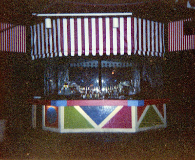Inside Circus Circus rock club in Bergenfield, New Jersey