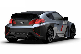 Hyundai RM16 Concept (2016) Rear Side