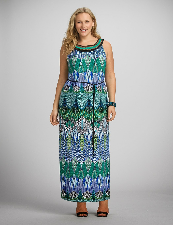 Modelos de vestidos largos de chalis