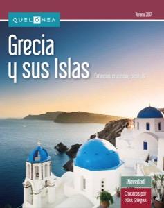 Catálogo de viaje Grecia e Islas 2017