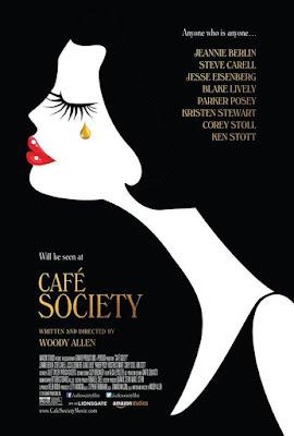 affiche Cafe Society