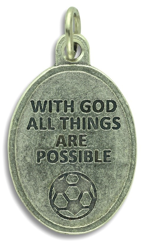 With God All things are Possible - Confirmation Gift Ideas for Boys
