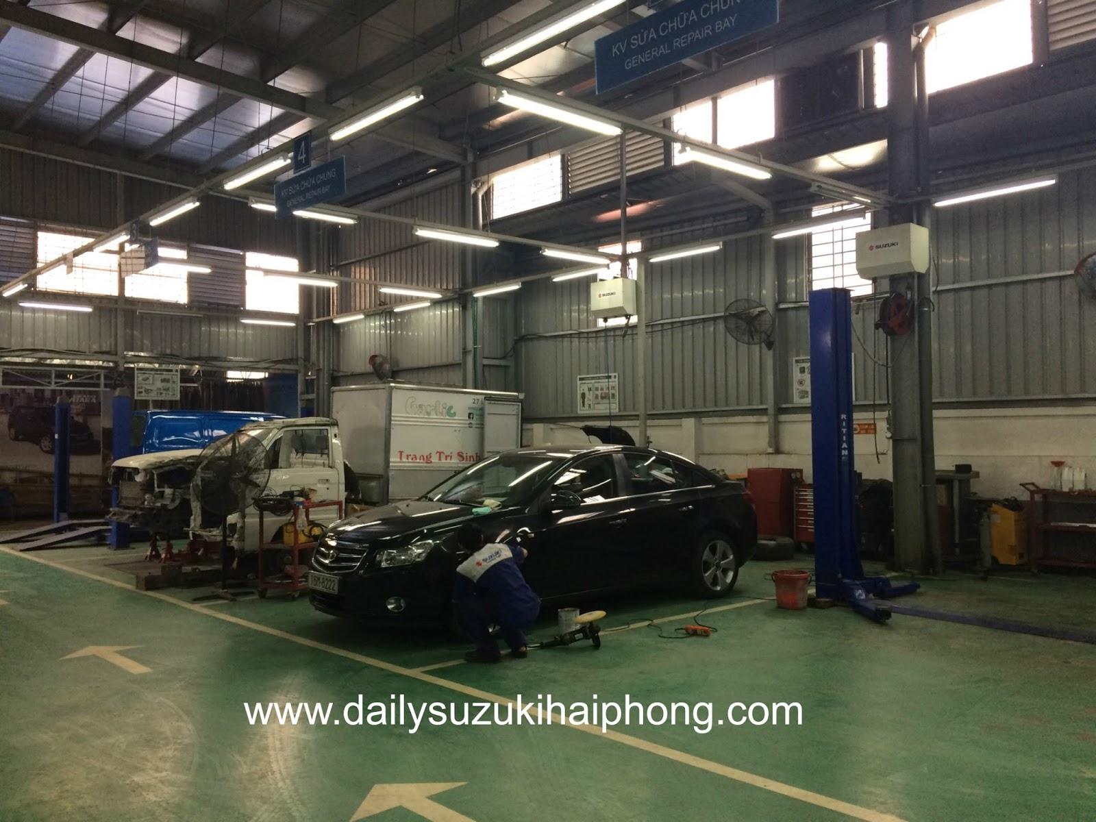ô tô Suzuki Hải Phòng