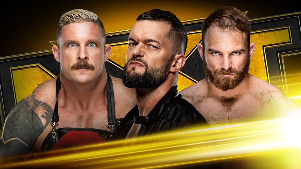 NXT Results July 29, 2020