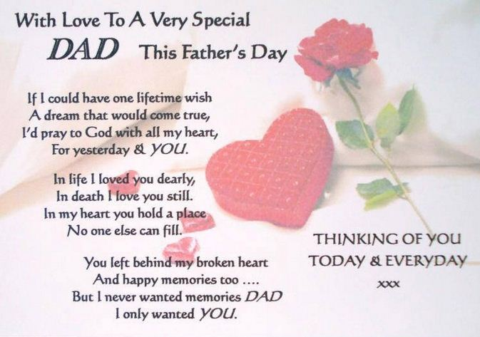 Happy Fathers Day іn Heaven Dead, Father in Heaven - Quotes ...