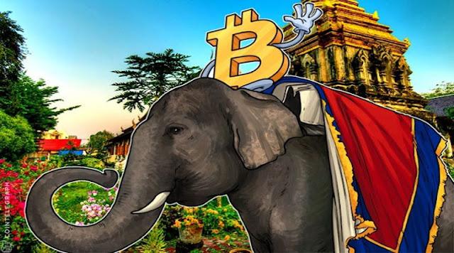 Thái Lan chính thức trở thành quốc gia Châu Á đầu tiên chấp nhận STO và phát hành chứng khoán trên Blockchain
