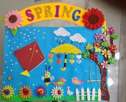 Nursery Rhymes Spring Season