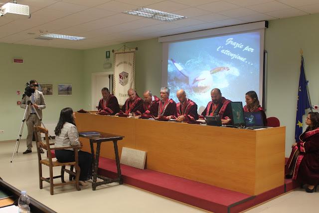 Laurea di Alessia Ranieri