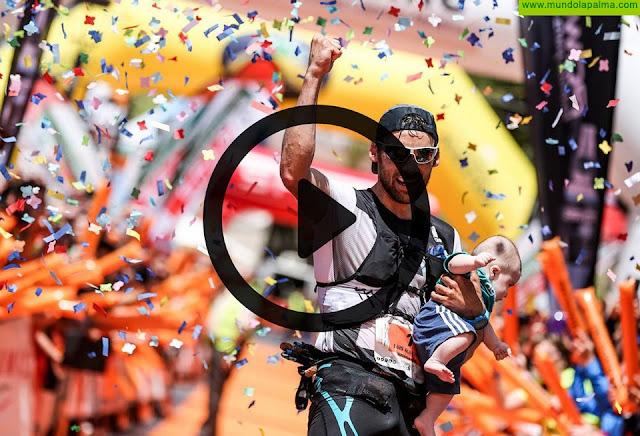 Sigue en directo la Transvulcania Virtual Race