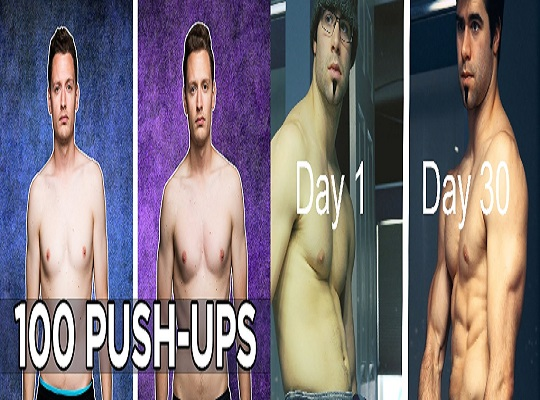 What Will Happen if I do 100 Pushups a Day for 3 Months?