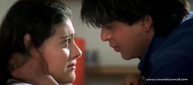 film india shahrukh khan & kajol dilwale dulhania le jayenge