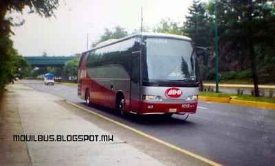 autobuses ado volvo 7550