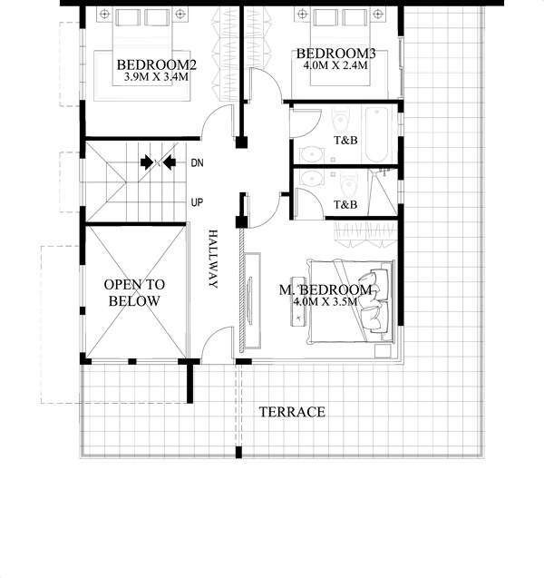 50 images of 15 two storey modern houses with floor plans for 2nd story floor plans
