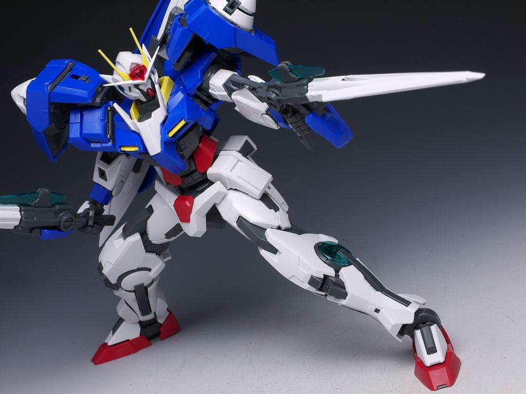 Tumacher Gunpla Inochi Mg Gundam 00 Raiser Review By Hacchaka Release Date Today May
