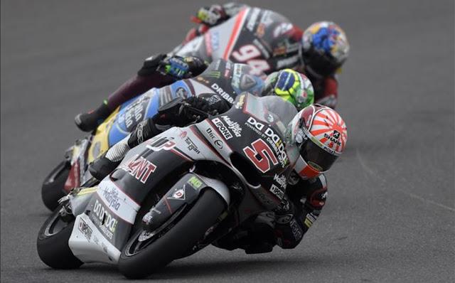 Para Pembalap Moto2 Yang Naik Kelas Musim Depan