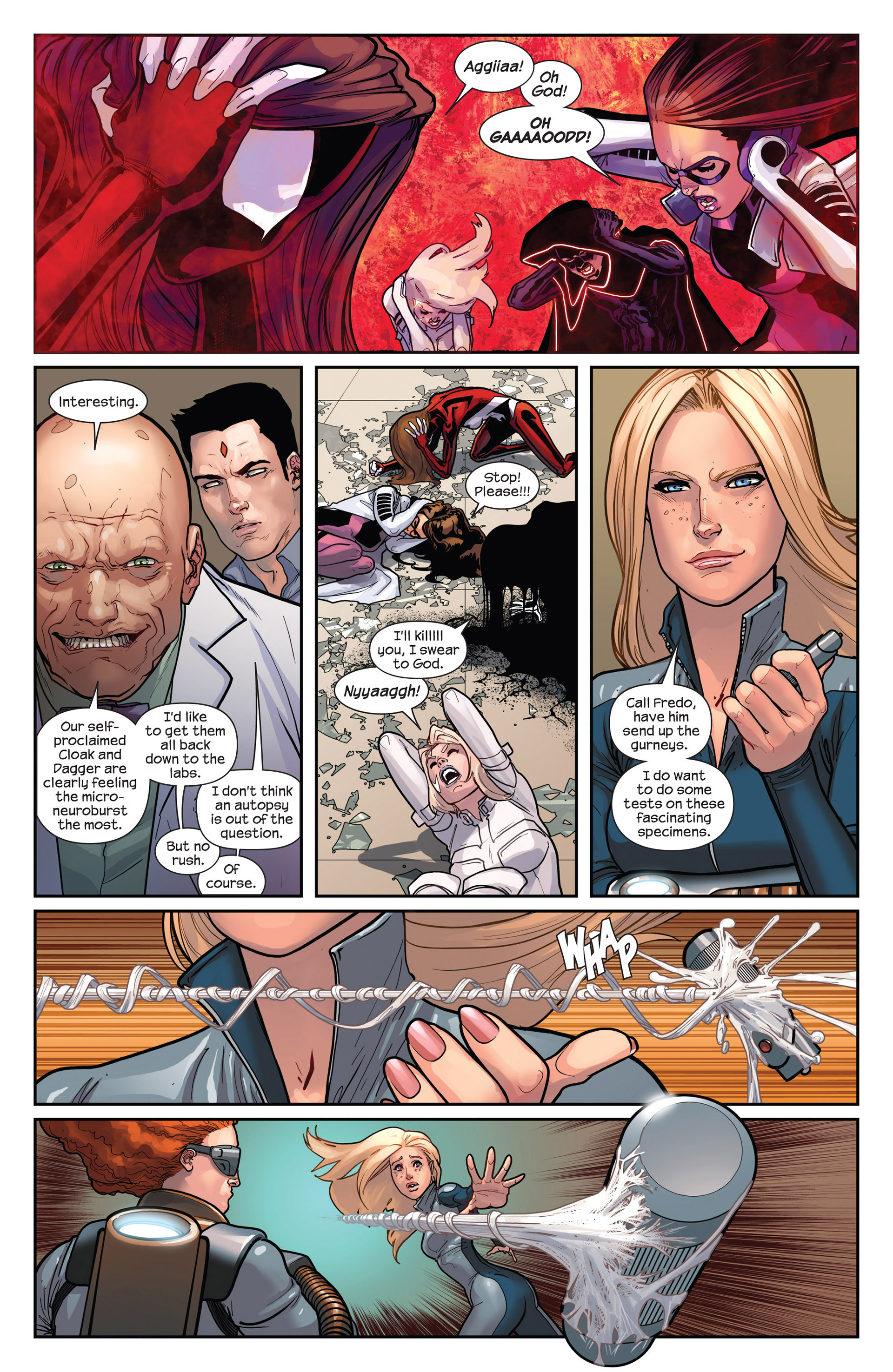 Read online Ultimate Comics Spider-Man (2011) comic -  Issue #28 - 14
