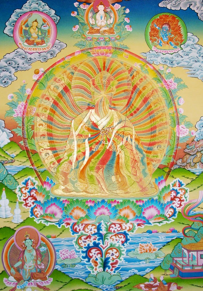 The rainbow body of light march 2015 padmasambhavas rainbow body eighth century ce click on picture to enlarge fandeluxe Images