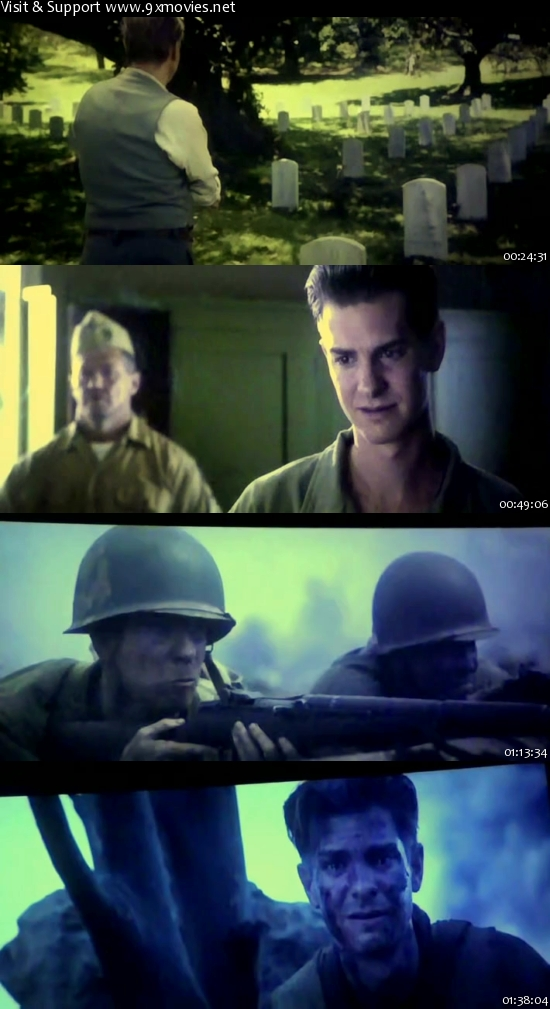 Hacksaw Ridge 2016 English HDCAM