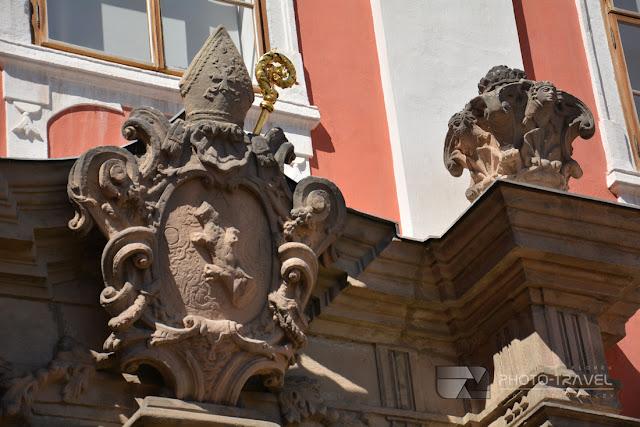 Klasztor w Broumovie to atrakcja tutystyczna Czech. Główne zabytki sakralne Czech.