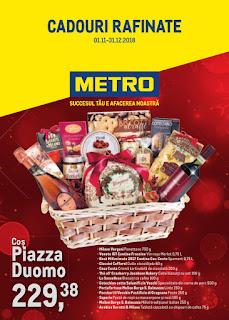 catalog metro 2018 cosuri de craciun ieftine si bune