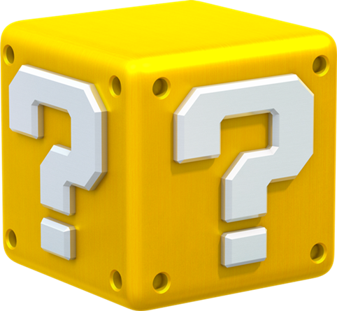 Floating-cube-with-question-mark-on-it