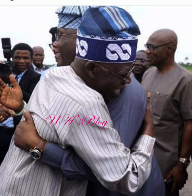 2019: Tinubu Plots Alliance With Atiku, As Plan To  Dump Buhari Thickens *The Restructuring Factor