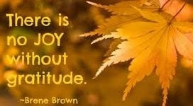 thanksgiving day quotes for friends and family
